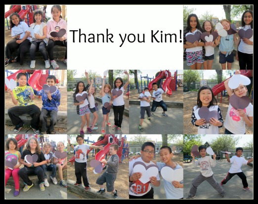 Thank you Kim Hip Hop with Kim Stevenson!